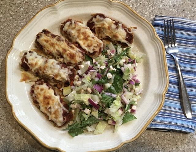 Escalopes de tofu allaParmigiana